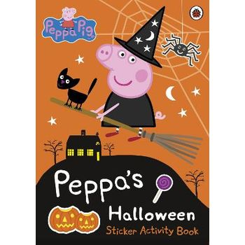 PEPPA PIG: PEPPAS HALLOWEEN STICKER ACT