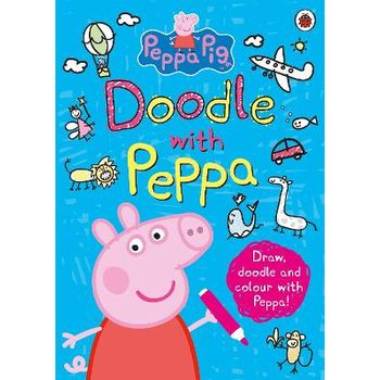 PEPPA PIG – DOODLE WITH PEPPA