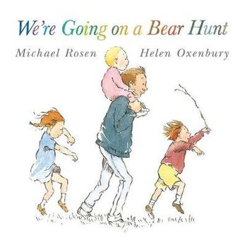 WERE GOING ON A BEAR HUNT PB C FORMAT