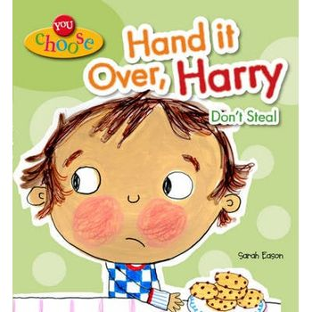 HAND IT OVER, HARRY DONT STEAL