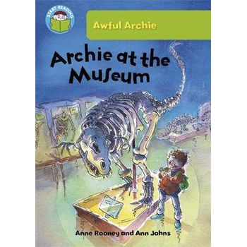 ARCHIE AT THE MUSEUM