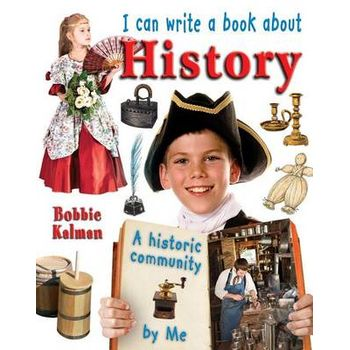 I CAN WRITE A BOOK ABOUT HISTORY
