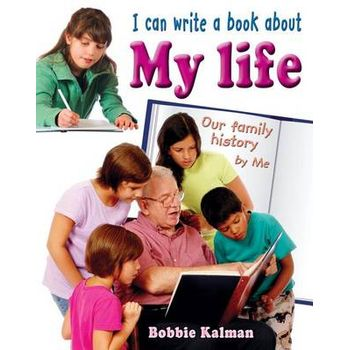 I CAN WRITE A BOOK ABOUT MY LIFE