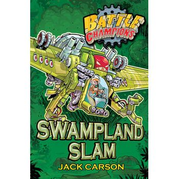 BATTLE CHAMPIONS: SWAMPLAND SLAM