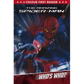 AMAZING SPIDER-MAN: WHOS WHO?