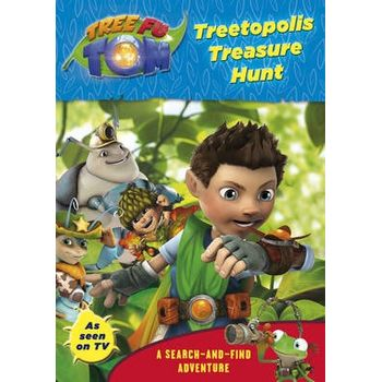 TREE FU TOM: TREETOPOLIS TREASURE HUNT