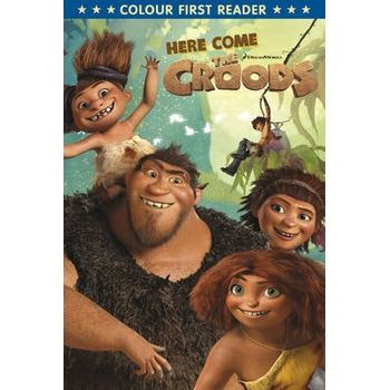 CROODS: HERE COME THE CROODS