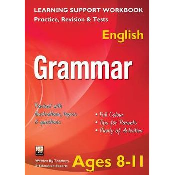 GRAMMAR, AGES 8-11 (ENGLISH)