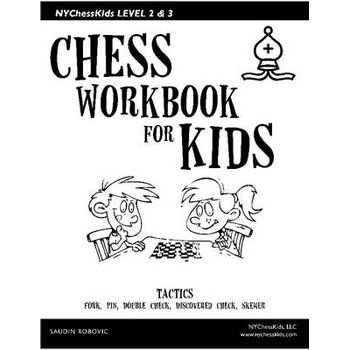 CHESS WORKBOOK FOR KIDS
