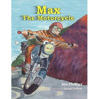 MAX THE MOTORCYCLE