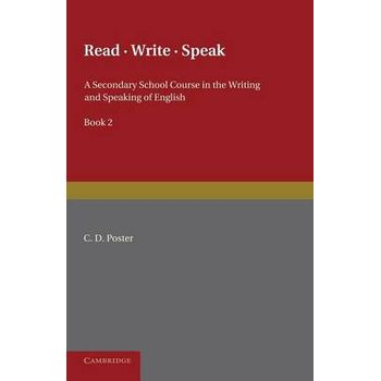 Read Write Speak: Volume 2 Volume 2