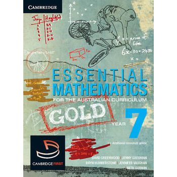 ESSENTIAL MATHEMATICS GOLD FOR THE AUSTR