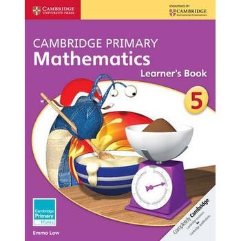 Cambridge Primary Mathematics Stage 5 Learner's Book Stage 5
