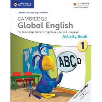 CAMBRIDGE GLOBAL ENGLISH STAGE 1 ACTIVIT