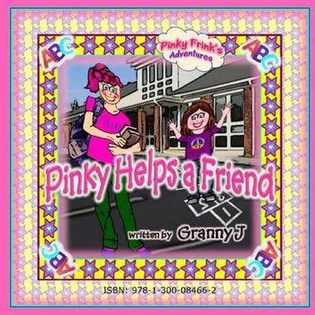 PINKY HELPS A FRIEND – PINKY FRINKS ADV