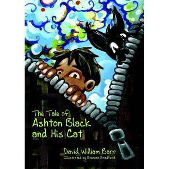 TALE OF ASHTON BLACK AND HIS CAT