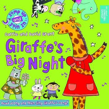 GIRAFFES BIG NIGHT