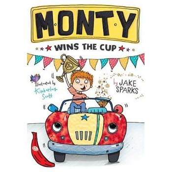 MONTY WINS THE CUP