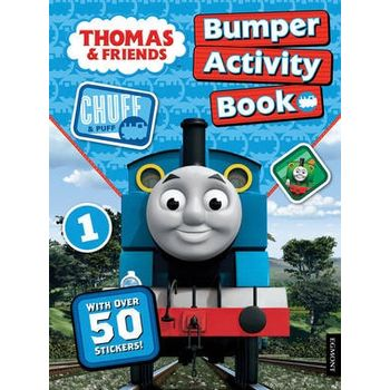 THOMAS & FRIENDS THOMAS BUMPER ACTIVITY