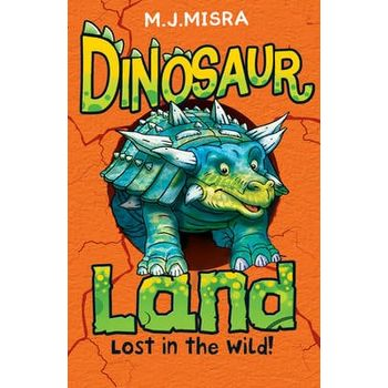 DINOSAUR LAND: LOST IN THE WILD!