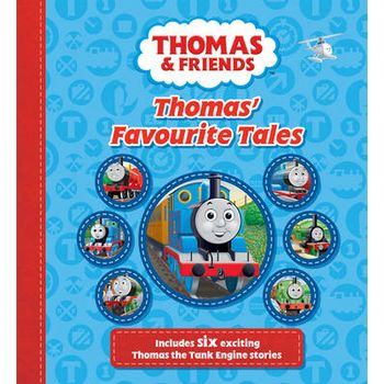 THOMAS & FRIENDS THOMAS FAVOURITE TALES