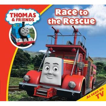 THOMAS & FRIENDS RACE TO THE RESCUE!