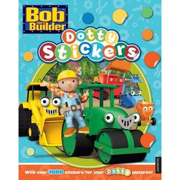 BOB THE BUILDER DOTTY STICKERS