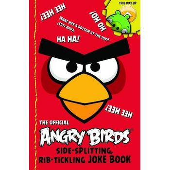 ANGRY BIRDS: SIDE-SPLITTING, RIB-TICKLIN