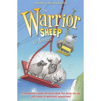 WARRIOR SHEEP GO JURASSIC