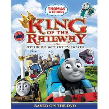 THOMAS & FRIENDS KING OF THE RAILWAY STI