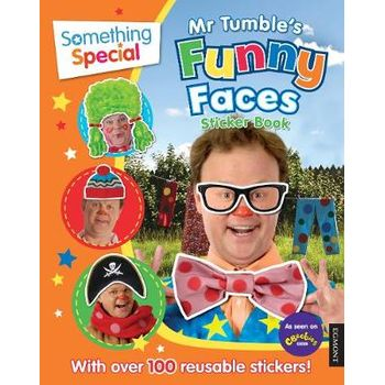 SOMETHING SPECIAL MR TUMBLES FUNNY FACE