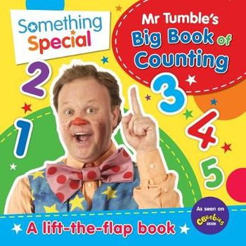 SOMETHING SPECIAL MR TUMBLES BIG BOOK O