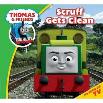 THOMAS STORY TIME 30: SCRUFF GETS CLEAN