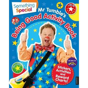 SOMETHING SPECIAL MR. TUMBLES BEING GOO