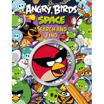 ANGRY BIRDS SPACE SEARCH AND FIND ACTIVI