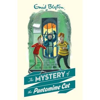 MYSTERY OF THE PANTOMIME CAT