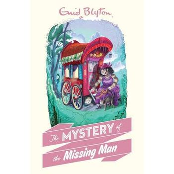MYSTERY OF THE MISSING MAN