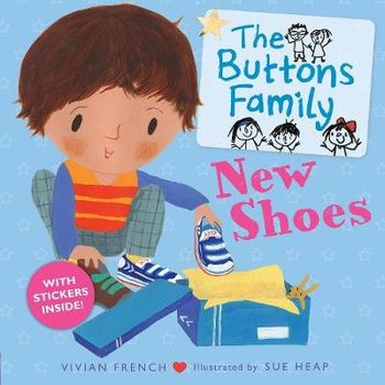 BUTTONS FAMILY: NEW SHOES