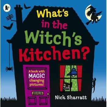 WHATS IN THE WITCHS KITCHEN?