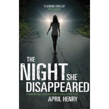NIGHT SHE DISAPPEARED