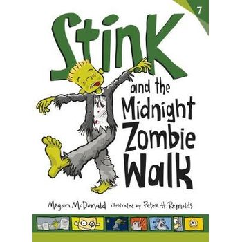 STINK AND THE MIDNIGHT ZOMBIE WALK 25