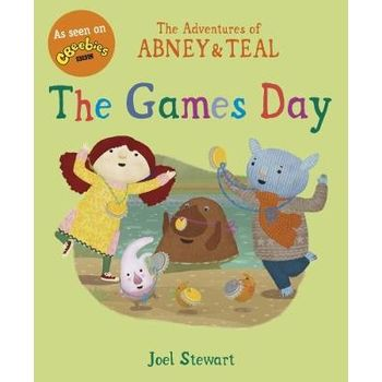 ADVENTURES OF ABNEY & TEAL: THE GAMES DA