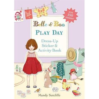PLAY DAY: A DRESS-UP STICKER AND ACTIVIT