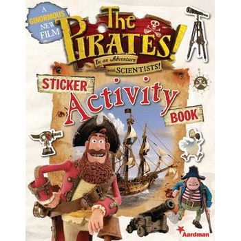 PIRATES! STICKER ACTIVITY BOOK