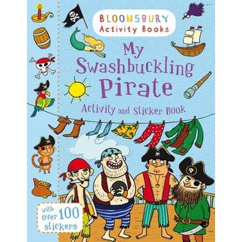 MY SWASHBUCKLING PIRATE ACTIVITY AND STI
