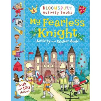 MY FEARLESS KNIGHT ACTIVITY AND STICKER