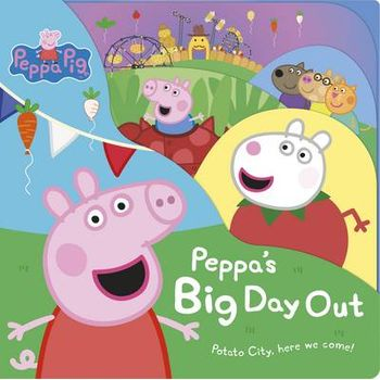 PEPPA PIG: PEPPAS BIG DAY OUT