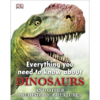 EVERYTHING YOU NEED TO KNOW ABOUT DINOSA