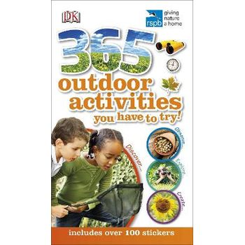 RSPB 365 OUTDOOR ACTIVITIES YOU HAVE TO