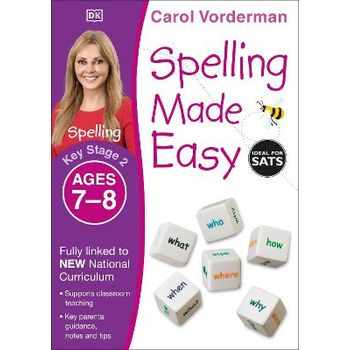 SPELLING MADE EASY YEAR 3